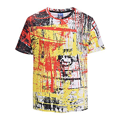 Mr.1991INC & Miss.GO DX805008 Camiseta 3D para Hombres y Mujeres, remeras de...