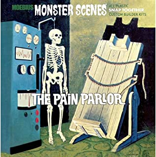 Moebius Models Pain Parlor MOE635