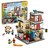 LEGO31097CreatorTiendadeMascotasyCafetería,SetdeConstrucción3 en 1paraNiñosyNiñasa Partir de 9años