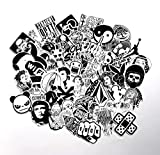 votgl 60 pcs Mixed Funny Hit Stickers for Kids Home Decor JDM on Laptop Sticker...