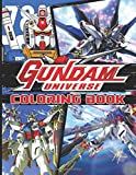 Gundam Coloring Book: Gundam Anxiety Coloring Books For Adult And Kid - Perfect Gift Birthday Or Holidays