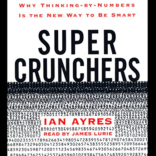 Super Crunchers audiobook cover art