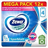 Zewa Wisch&Weg Sparblatt, Mega Pack, 12 Packungen