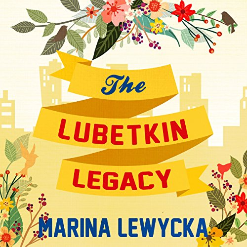 The Lubetkin Legacy audiobook cover art