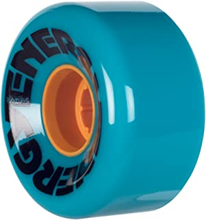 Radar Wheels - Energy 62 - Roller Skate Wheels - 4 Pack of 78A 32mm x 62mm Quad Skate Wheels