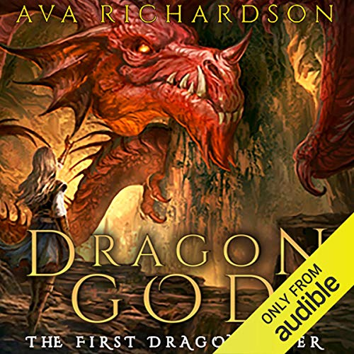 Couverture de Dragon God