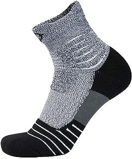 Nuevos Calcetines de Baloncesto para Hombre Ejecución de Entrenamiento Profesional Engrosamiento Toalla de Fondo Calcetines Deportivos Calcetines Antideslizantes para Hombre