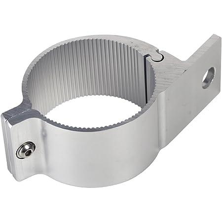 Universell Passende Aluminium Rohrschelle ø 75 Bis 78mm Für Lampenbügel Frontbügel Überrollbügel Etc 75 78 Mm Auto