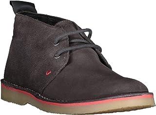 حذاء حذاء رياضي عصري كاجوال للرجال من جيس، المقاس 42 EU، بُني