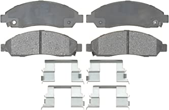ACDelco 14D1039CH Advantage Ceramic Front Disc Brake Pad Set