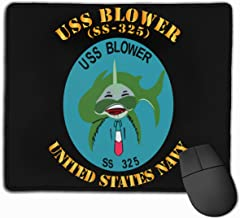 USS Blower SS 325 Mouse Pads Non-Slip Gaming Mouse Pad Mousepad