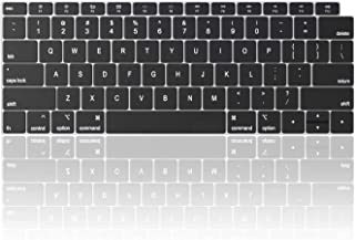 MacBook Air Keyboard Cover, 13 inch 2020 2019 2018 A2179 A1932 with Retina Display and Touch ID Silicone Key Board Protect...