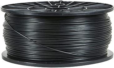 Monoprice ABS Premium 3D Printer Filament - Black - 1kg Spool, 3mm Thick