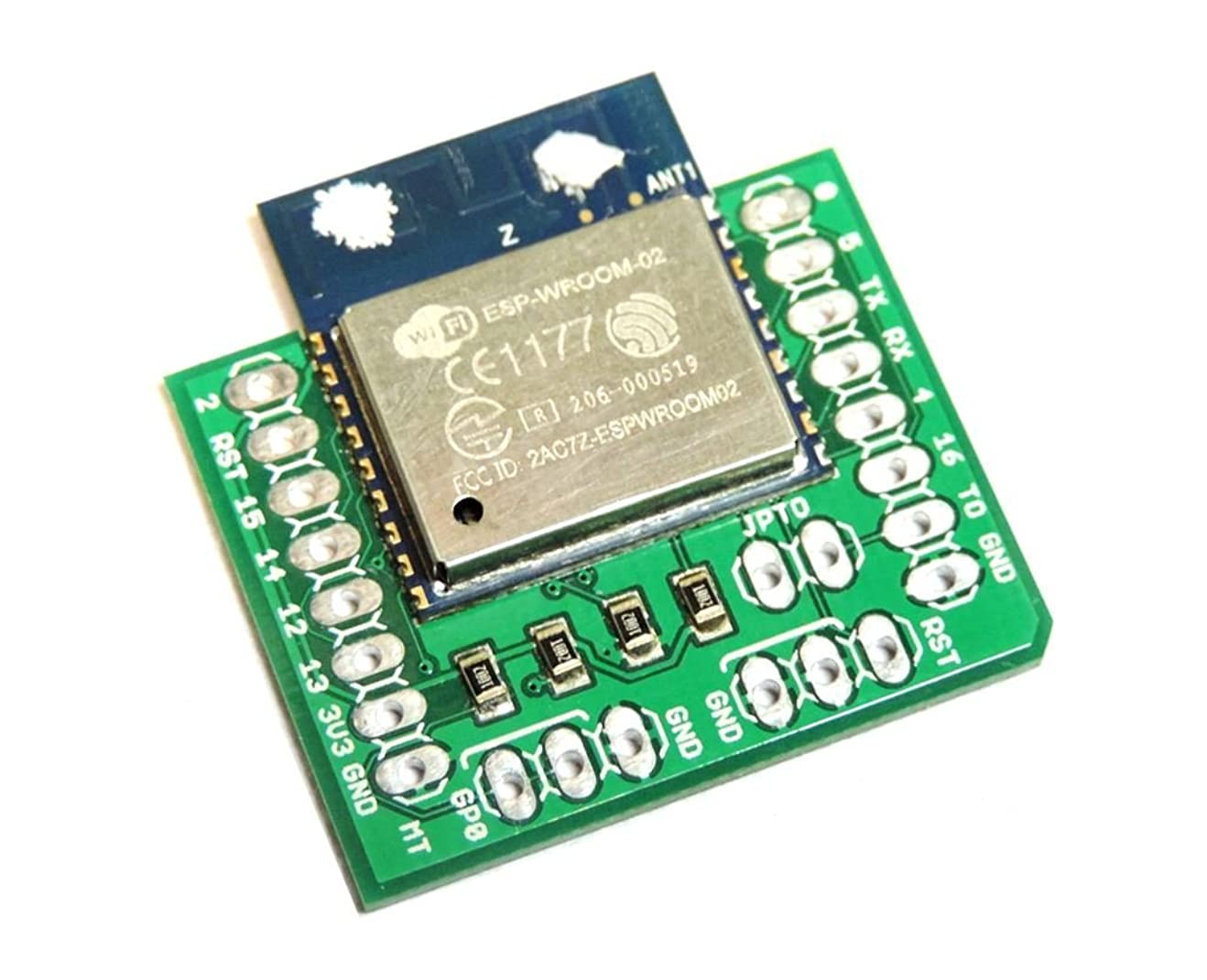 露骨な分析する不可能なESP-WROOM-02 搭載mikroBUS(R) 対応ブレークアウトボード Ver.2