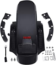 TCMT CVO Style Rear Fender System W/LED Light For Harley Road King Glide 2009-2013