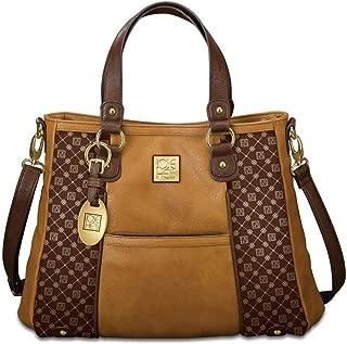 Jose Hess Designer Handbag – Personalized Satchel – Women's Purse – Faux Leather