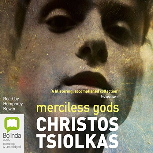 Merciless Gods audiobook cover art