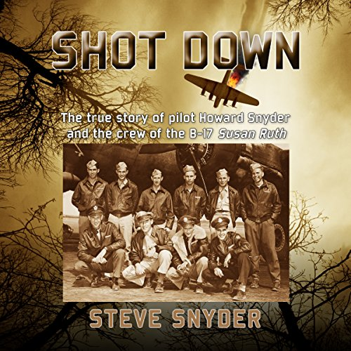 Shot Down audiobook cover art
