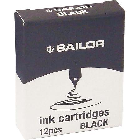 セーラー万年筆 万年筆 染料カートリッジインク ブラック 13-0404-120