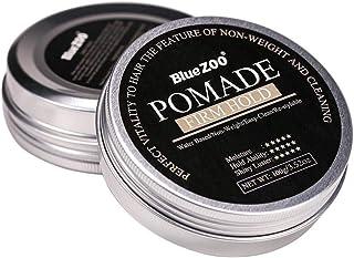 100g スタイリングヘアワックス保湿しっかりホールド髪ポマードスタイリング製品男性
