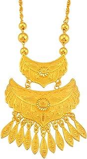 saudi arabia gold necklace design