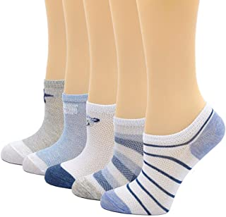 Calcetines cortos - para niño Multicoloured-5 Pairs 5-7 Años