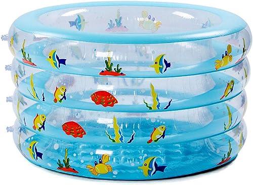 Compra calidad 100% autentica Rclhh Piscina Infantil Inflable para Niños y y y Adultos, para bebés rojoonda de 4 Niveles, 100 cm x 62 cm  disfrutando de sus compras