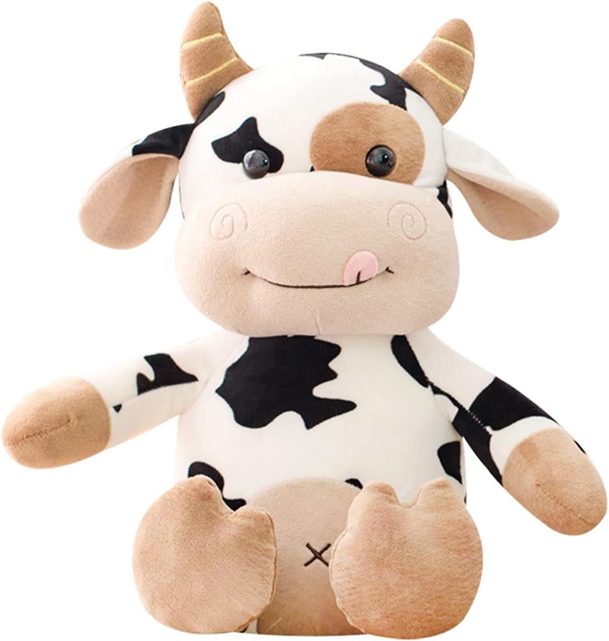 JJYGYTG Hugging Pillow Plush S Stuffed Cute Boston Mall Brand Cheap Sale Venue Animals