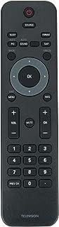 Best Beyution New TV Remote for Philips TV 32PFL3504D/F7 19PFL3504D 32PFL3514D 22PFL3504 32PFL3504D/F7 19PFL3504D/F7 42PFL3704D/F7 22PFL3504D/F7 32PFL3514D/F7 42PFL7603 42PFL7603D/27 47PFL7603 42PFL7603 Review