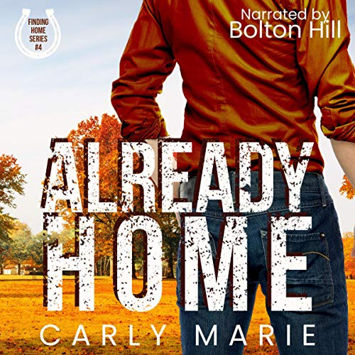 Already Home audiobook cover art