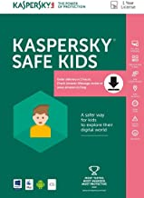Kaspersky Safe Kids - 1 User, 1 Year - Download Pack (Email Delivery in 2 Hours - No CD)