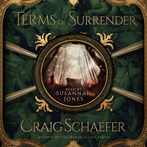 Terms of Surrender cover art
