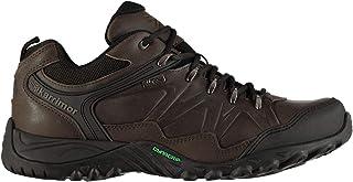 [カリマー] 防水 メンズ リッジ レザー ウォーキングシューズ 登山 アウトドア ハイキング Mens Ridge Leather Walking Shoes