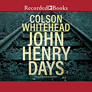 John Henry Days audiobook cover art