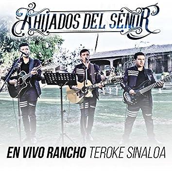 En Vivo Rancho Teroke Sinaloa