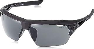 نظارات شمسية من نايك للرجال مربعة لون رمادي EV1029-009 7510