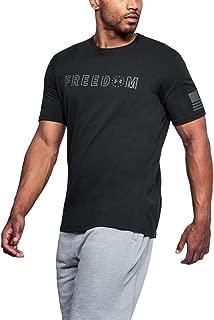 Men's Freedom Flag Bold T-Shirt