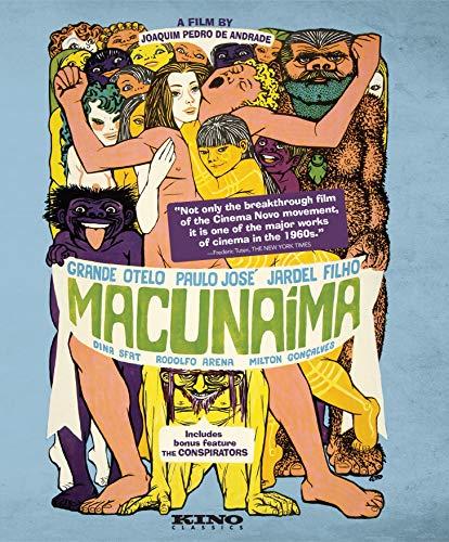 Macunaíma [Blu-ray]