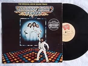 VARIOUS ARTISTS Saturday Night Fever 2x vinyl LP Spanish pressing
