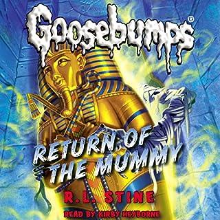 Classic Goosebumps: Return of the Mummy cover art