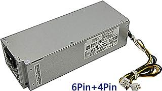 Asia New Power 240W Power Supply for Dell OptiPlex 3046 3050 5050 7050 Mini Tower H240ES-02 L240ES-00 J61WF DK87P F484X (6...