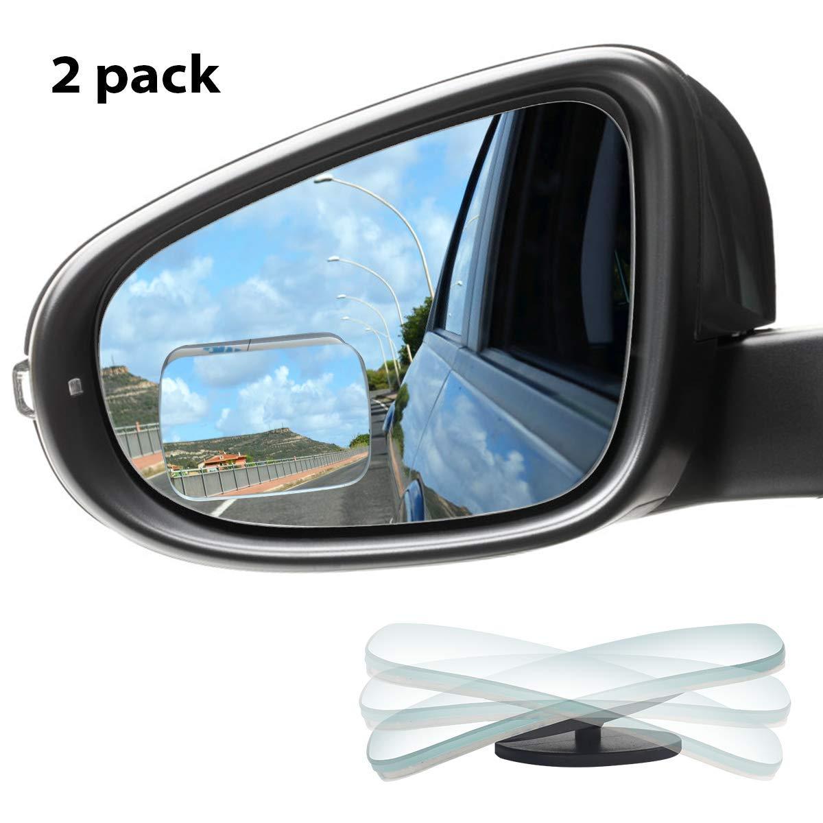 Herbert Richter 10410401 Blind-Spot Interior Mirror