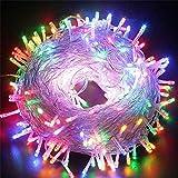 Fairy LED String Light Outdoor impermeable Holiday String Garland Navidad Navidad Boda Fiesta Decoración Light String A3 5m50 leds usb