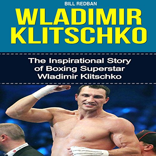 Wladimir Klitschko audiobook cover art
