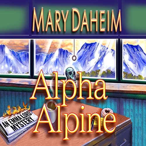 Alpha Alpine audiobook cover art