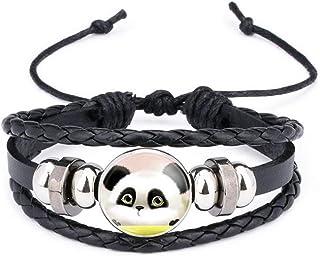 iEay Bijoux Classique Bracelets Panda Image Mignon de 'meng meng da'