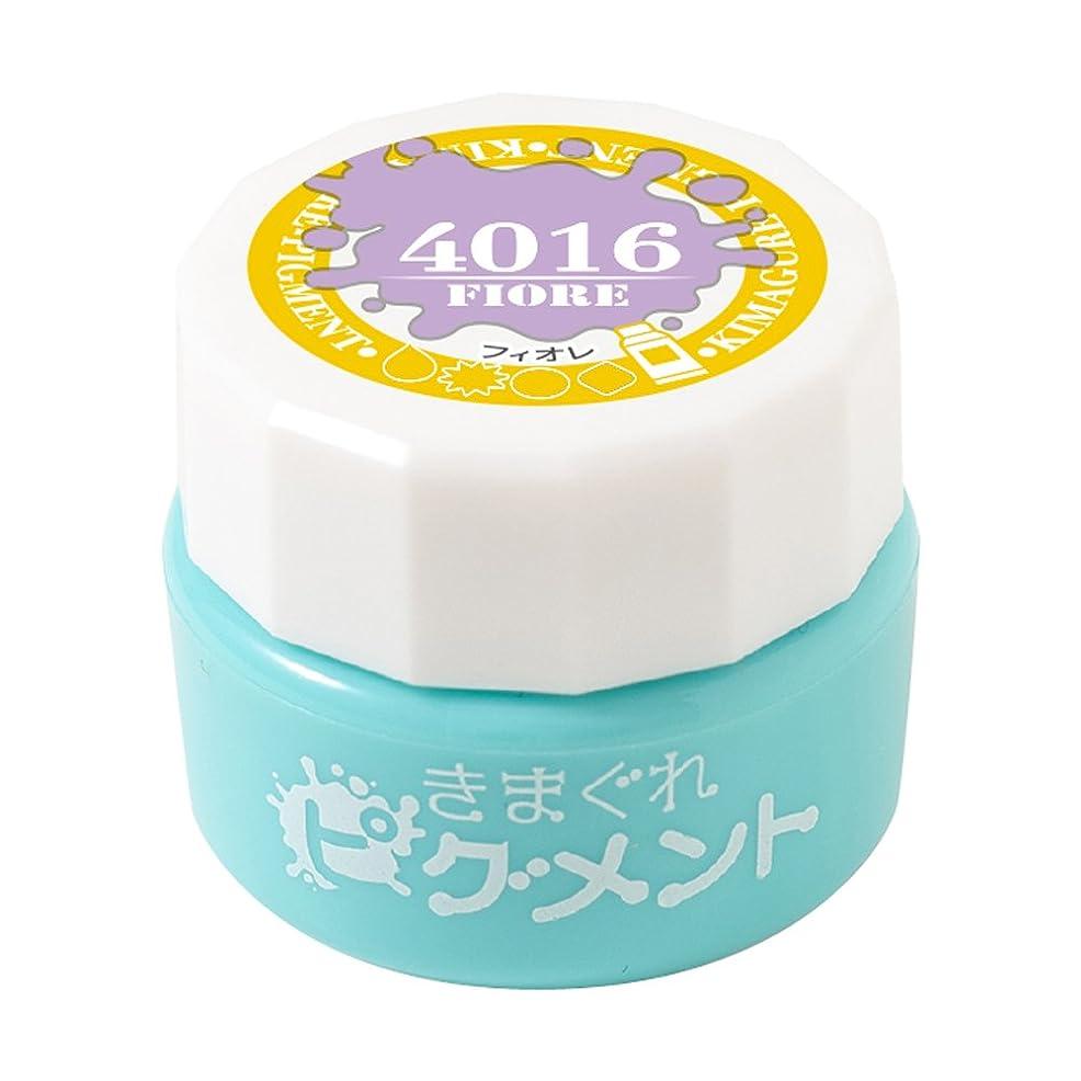 物語ピル虚栄心Bettygel きまぐれピグメント フィオレ QYJ-4016 4g UV/LED対応