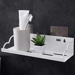 HTTZWJ Vanity Hanging Creative rack A3 en acier Douche Tablette de coin Meubles Soap étagères de rangement Organisateur, f...