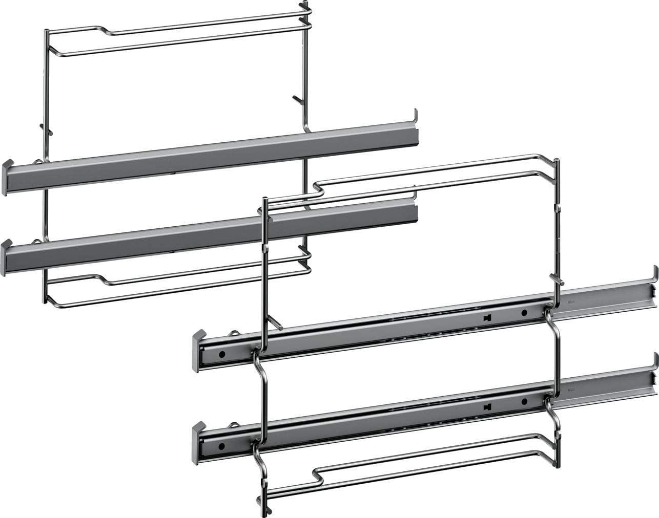 Neff Z11TE25X0 - Combinación telescópica para horno y cocina (2 compartimentos)