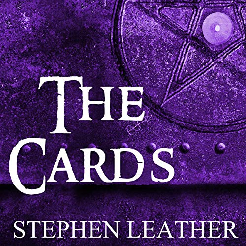 The Cards audiobook cover art